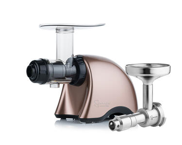 Sana Juicer EUJ-707 Satine Bronze + Sana Oil Extractor EUJ-702