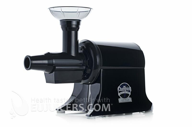 Champion Juicer 2000+ black